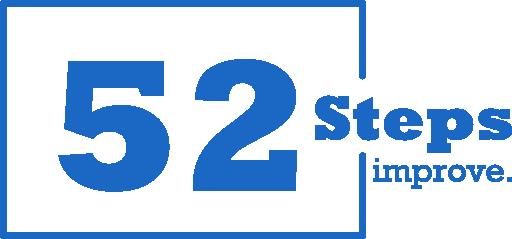 52 Steps logo