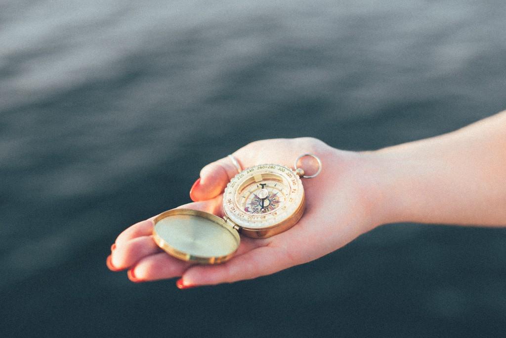 compass on hand better than smart goals