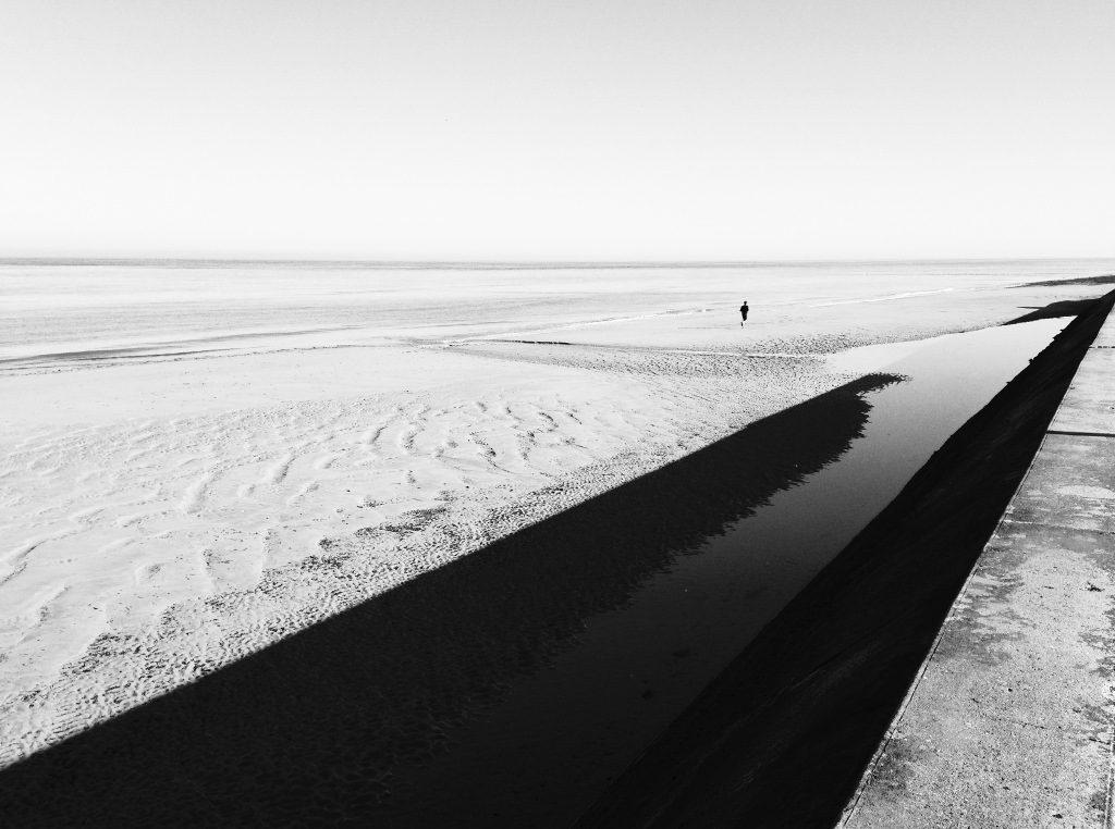 runner beach